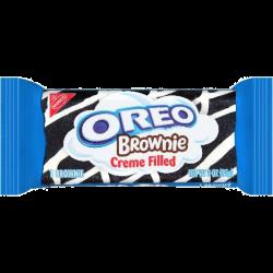 oreo brownie creme filled 85g