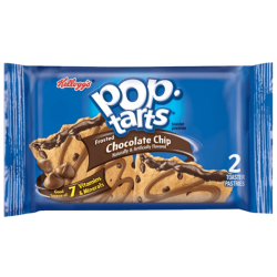 Kelloggs Pop Tarts Chocolate Chip 2pk