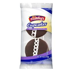 Mrs Freshley's Chocolate Cupcakes 113g