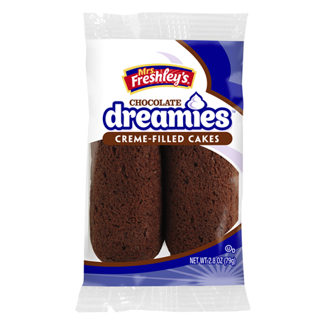 Mrs Freshley's Chocolate Dreamies 79g
