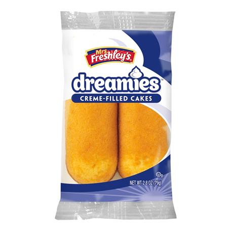 Mrs Freshley's Dreamies 79g
