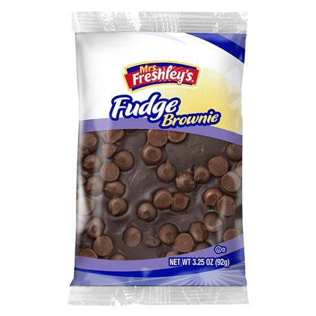 Mrs Freshley's Large Fudge Brownie 92g