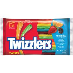 Twizzlers Twists Rainbow 351g