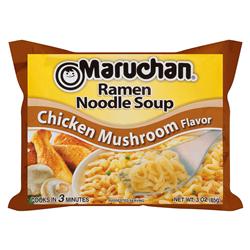 Maruchan Ramen Noodles Chicken Mushroom (85g)