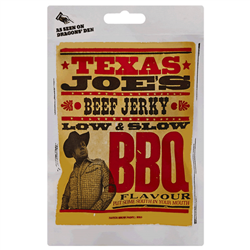 Texas Joes Low & Slow BBQ Beef Jerky (25g)