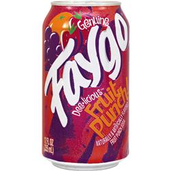 Faygo Fruit Punch (355ml)