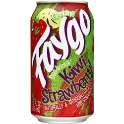 Faygo Kiwi Strawberry (355ml)