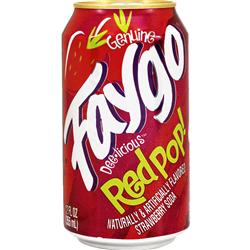 Faygo Red Pop (355ml)