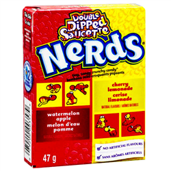 Nerds Double Dipped (47g)