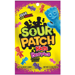 Sour Patch Kids Berries (204g)