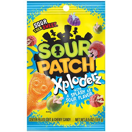 Sour Patch Xploderz (184g)
