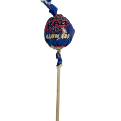Charms Blow Pop Blue Raspberry