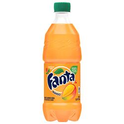 Fanta Mango Bottle 591ml