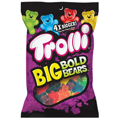 Trolli Big Bold Bears (142g)