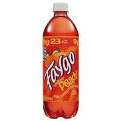 Faygo Peach (680ml)