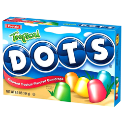 Tootsie Dots Tropical (184g)