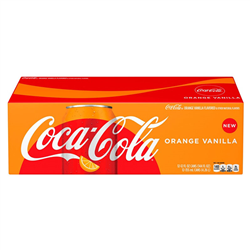 Coca Cola Orange Vanilla (12ct)