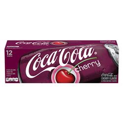 Coca Cola Cherry (12ct)