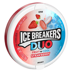 Ice Breakers Duo Strawberry (36g)