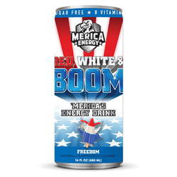Red, White & Boom | Freedom (480ml)