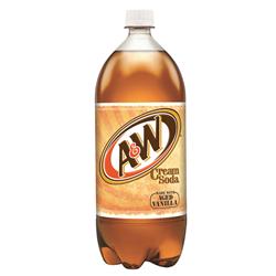 A&W Cream Soda 2L