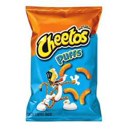 Cheetos Cheese Puffs (254g)