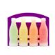 Tootsie Nik-L-Nip Mini Drinks (39g)