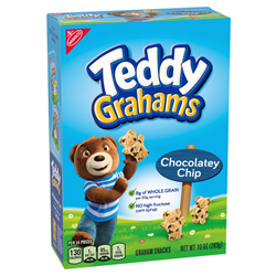 Teddy Grahams Chocolatey Chip (283g)