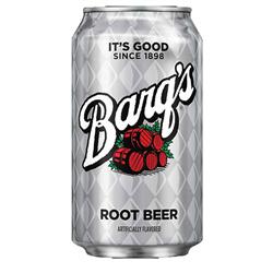 Barq's Root Beer (355ml)
