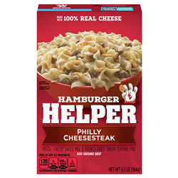 Hamburger Helper Philly Cheesesteak (184g)