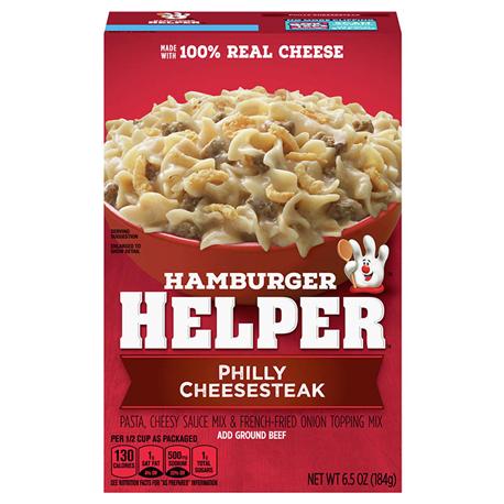 Hamburger Helper Philly Cheesesteak (184g)