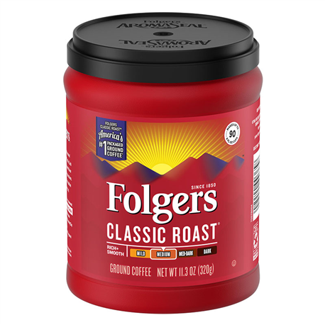 Folgers Coffee Classic Roast (320g)