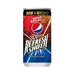 Pepsi Japan Cola Refresh Shot (200ml)