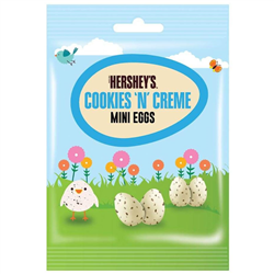 Hersheys Cookies & Creme Mini Eggs 75g