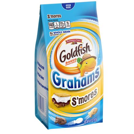 Pepperidge Farm Goldfish Grahams S'mores (187g)