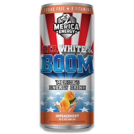 Red, White & Boom | Impeachment (480ml)