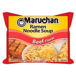 Maruchan Ramen Noodles Beef (85g)