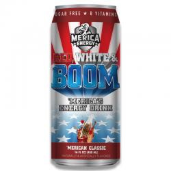 Red, White & Boom | Merican Classic (480ml)
