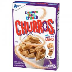 Cinnamon Toast Crunch Churros (337g)