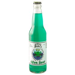 Always Ask For Averys Alien Snot Soda (355ml)