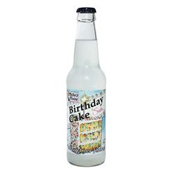 Melba's Fixins Birthday Cake Soda (355ml)