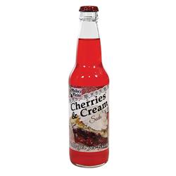 Melba's Fixins Cherries & Cream Soda (355ml)