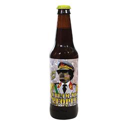 Gaddafi's Cream My People Soda (355ml)