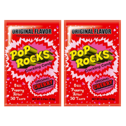 Pop Rocks Original Cherry