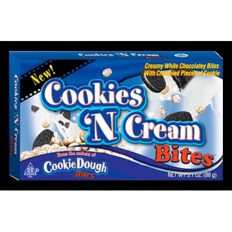 Cookie Dough Bites - Cookies n Cream Bites