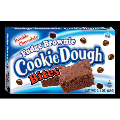 Cookie Dough Fudge Bites