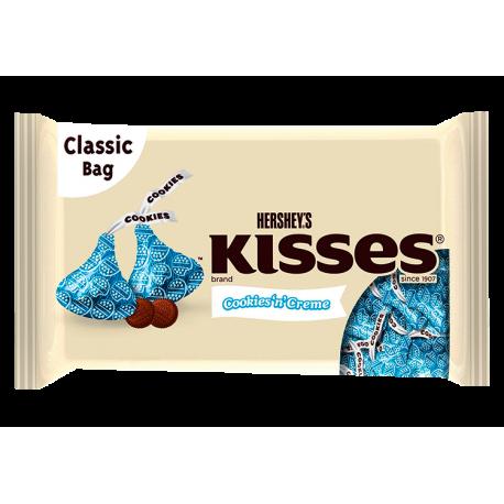 Hershey's kisses Cookies 'n' Creme
