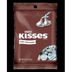 Hershey's Milk Choc Kisses 150g