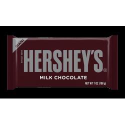 Hershey's Milk Chocolate Giant bar 198g
