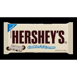 Hershey's Cookies 'n' Creme Giant Bar 198g